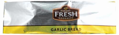 Bakery Fresh Garlic Bread Perspective: top