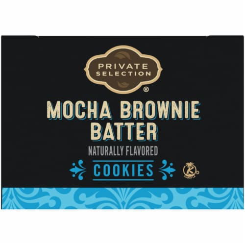 Private Selection® Mocha Brownie Batter Cookies Perspective: top