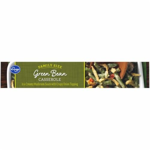 Kroger® Green Bean Casserole Family Size Perspective: top
