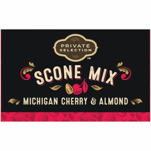 Private Selection™ Michigan Cherry & Almond Scone Mix Perspective: top