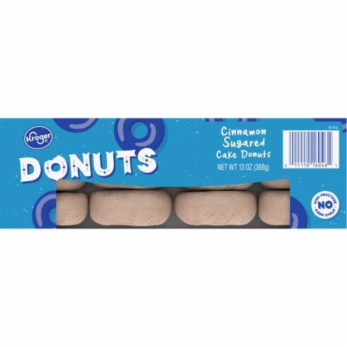 Kroger® Cinnamon Sugar Cake Donuts Perspective: top