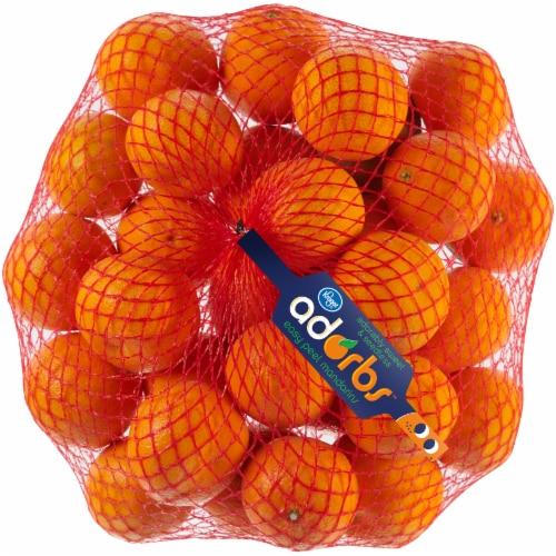 Kroger Adorbs Easy Peel Seedless Mandarins Perspective: top