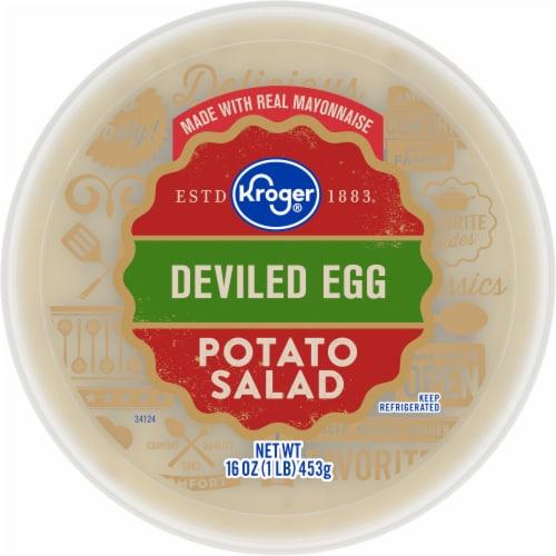 Kroger® Deviled Egg Potato Salad Perspective: top