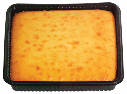 Bakery Fresh Goodness Cornbread Square Perspective: top
