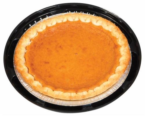 Bakery Fresh Goodness No Sugar Added Pumpkin Pie Perspective: top
