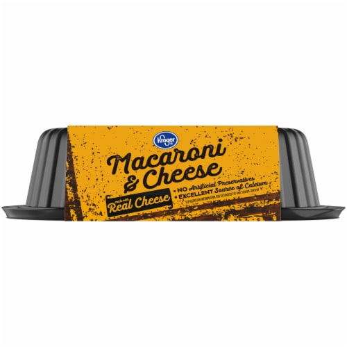 Kroger® Macaroni & Cheese Perspective: top
