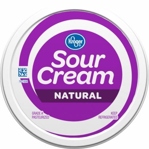 Kroger® Natural Sour Cream Perspective: top