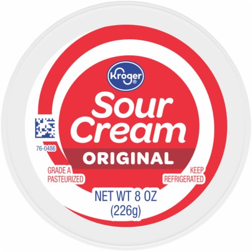 Kroger® Original Sour Cream Perspective: top