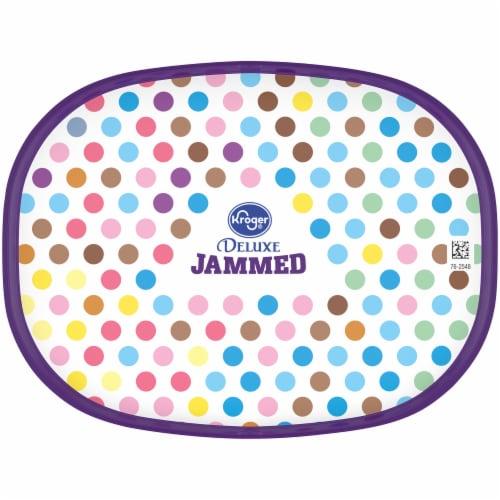 Kroger® Deluxe Jammed Birthday Bash Ice Cream Perspective: top