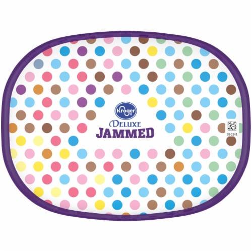 Kroger® Deluxe Jammed BabyRuth Caramel Candy Crunch Frozen Dairy Dessert Perspective: top