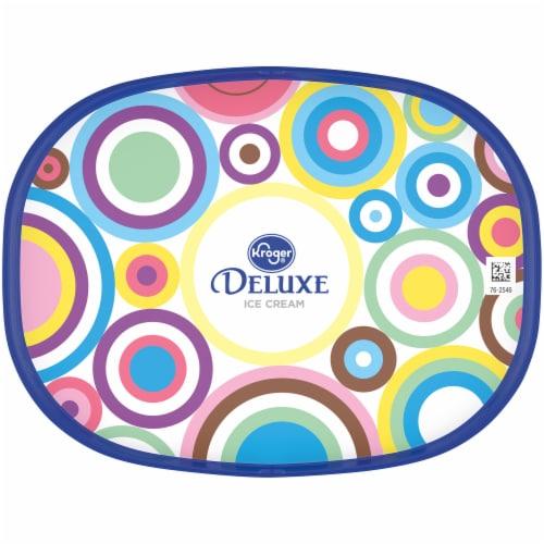Kroger® Deluxe Caramel Praline Ice Cream Perspective: top