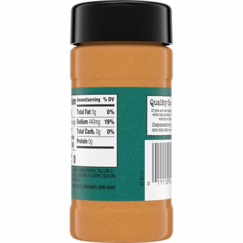 Smidge and Spoon™ Spices Seasoned Salt Perspective: top