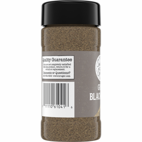 Smidge and Spoon™ Ground Black Pepper Perspective: top