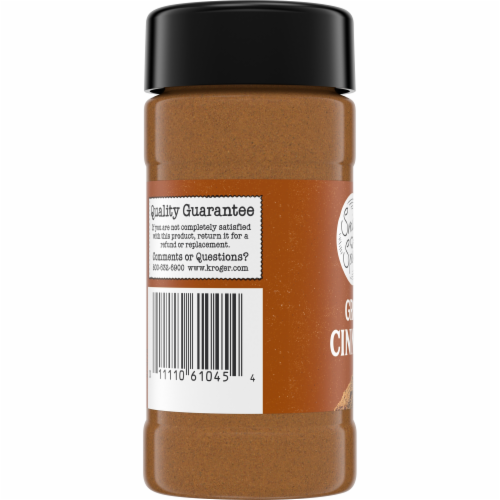 Smidge and Spoon™ Spices Ground Cinnamon Perspective: top