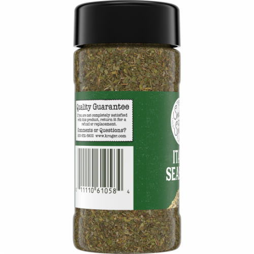 Smidge and Spoon™ Spices Italian Seasoning Perspective: top