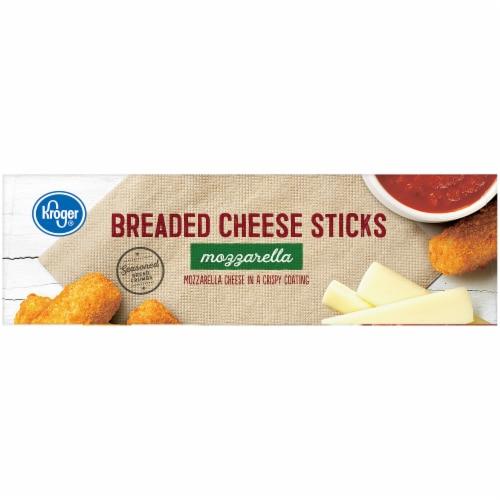 Kroger® Mozzarella Breaded Cheese Sticks Perspective: top