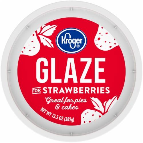 Kroger® Glaze for Strawberries Perspective: top