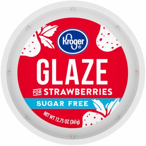 Kroger® Sugar Free Glaze for Strawberries Perspective: top