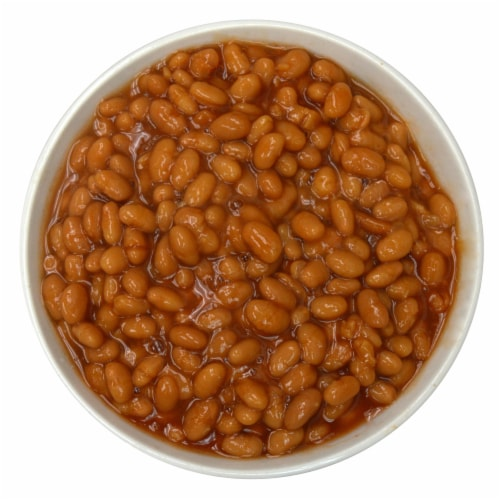 Kroger® Pork and Beans Perspective: top
