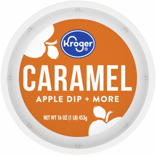 Kroger® Caramel Apple Dip Perspective: top