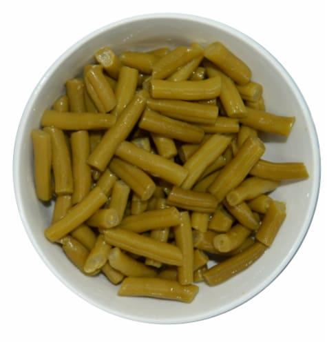 Kroger® No Salt Added Cut Green Beans Perspective: top