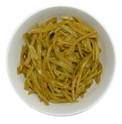 Kroger® French Style Sliced Green Beans Perspective: top