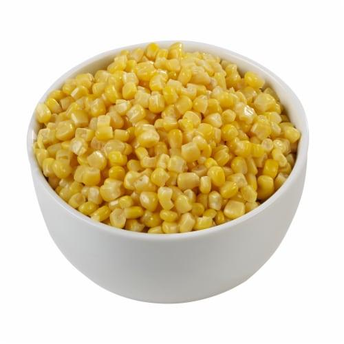 Kroger® Sweet Whole Kernel Golden Corn Perspective: top