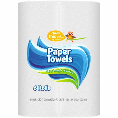 check this out...® Paper Towels Perspective: top