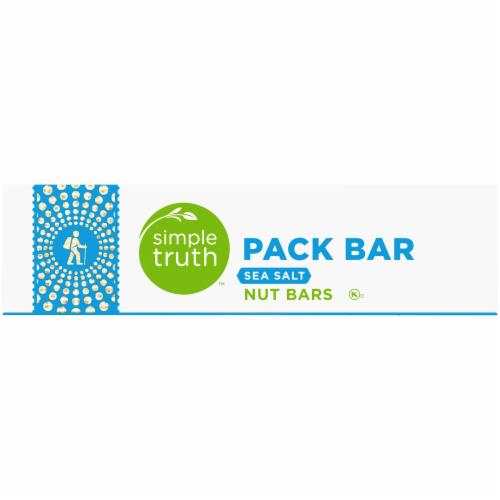 Simple Truth™ Pack Bar Sea Salt Nut Bars Perspective: top