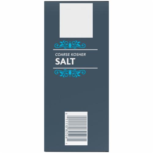 Kroger® Coarse Kosher Salt Perspective: top
