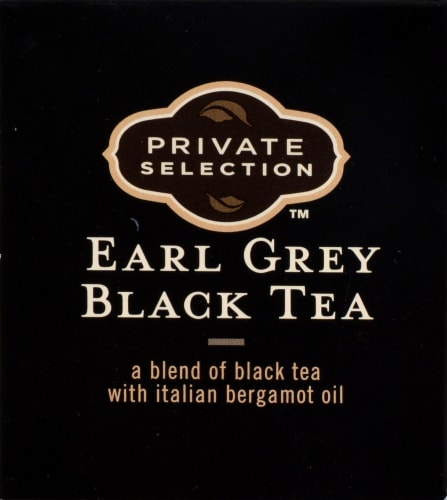 Private Selection™ Earl Grey Black Tea Perspective: top