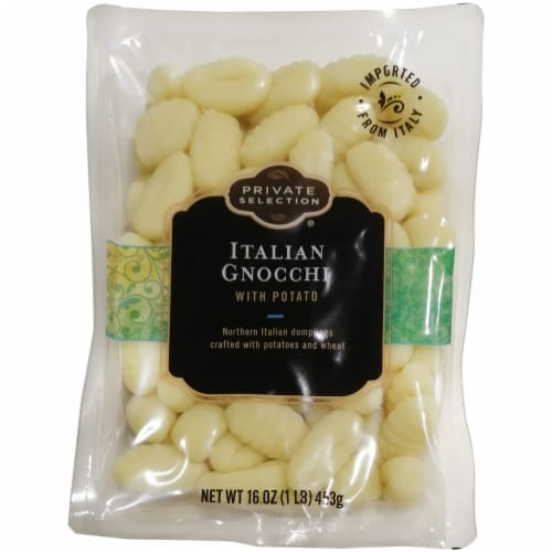 Private Selection® Italian Gnocchi with Potato Perspective: top