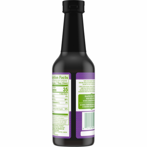 Simple Truth Organic™ Coconut Aminos All-Purpose Seasoning Sauce Perspective: top