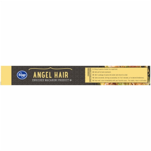 Kroger® Angel Hair Pasta Perspective: top
