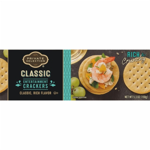 Private Selection® Classic Entertainment Crackers Perspective: top