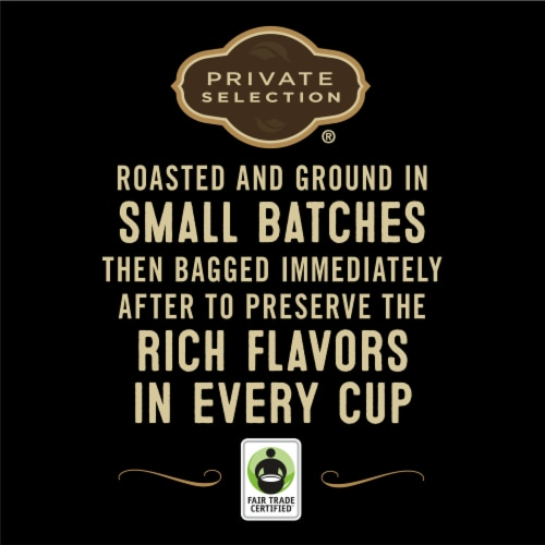 Private Selection® Breakfast Blend Light Roast Coffee K-Cup Pods Perspective: top