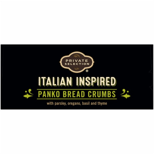Private Selection® Italian Panko Bread Crumbs Perspective: top