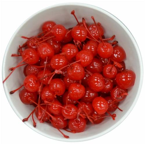 Kroger® Maraschino Cherries with Stems Perspective: top