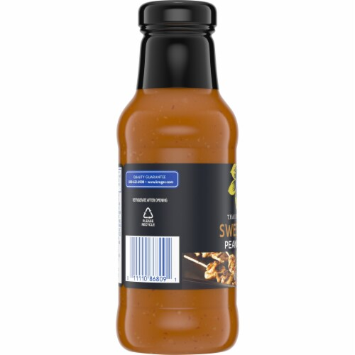 Kroger® Thai Inspirations Sweet Chili Peanut Sauce Perspective: top