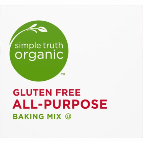Simple Truth Organic™ Gluten Free All-Purpose Baking Mix Perspective: top