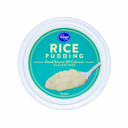 Kroger® Rice Pudding Perspective: top