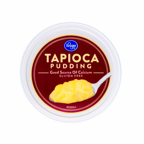 Kroger® Gluten Free Tapioca Pudding Perspective: top