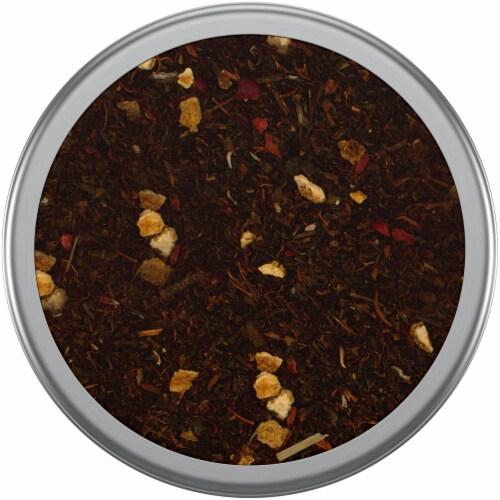 Private Selection® Cranberry Blood Orange Loose Leaf Tea Perspective: top