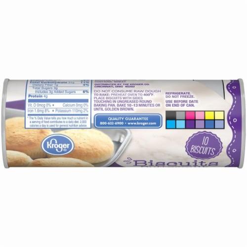 Kroger® Buttermilk Biscuits Perspective: top