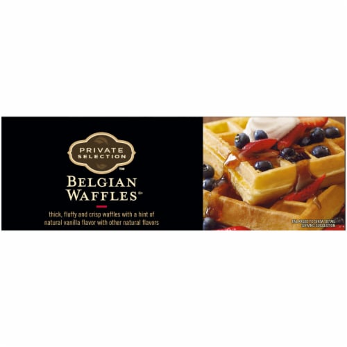 Private Selection™ Belgian Waffles Perspective: top
