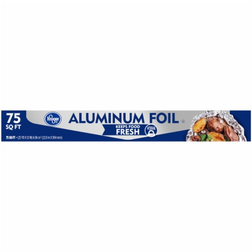 Kroger® Aluminum Foil Perspective: top