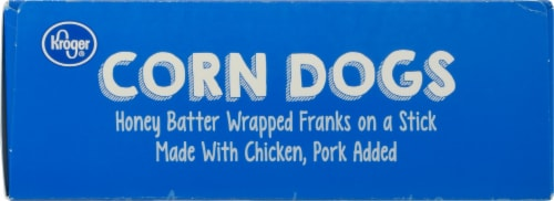 Kroger® Corn Dogs Perspective: top