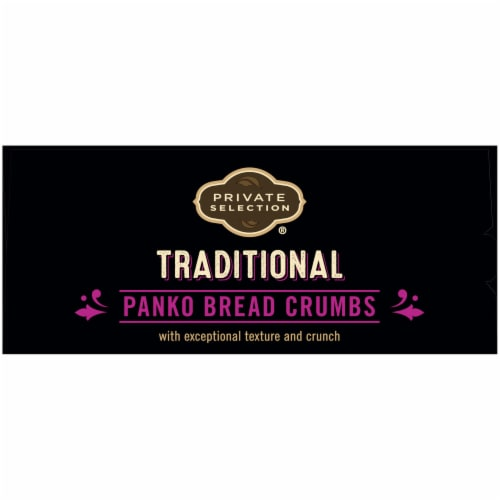 Private Selection® Traditional Panko Bread Crumbs Perspective: top