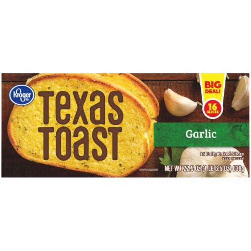 Kroger® Garlic Texas Toast Perspective: top