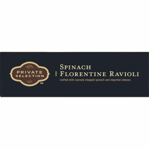 Private Selection™ Spinach Florentine Ravioli Perspective: top